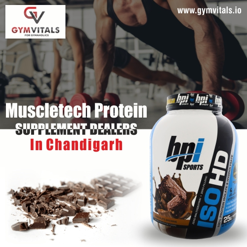 Muscletech Protein Supplement Dealers In Chandigarh