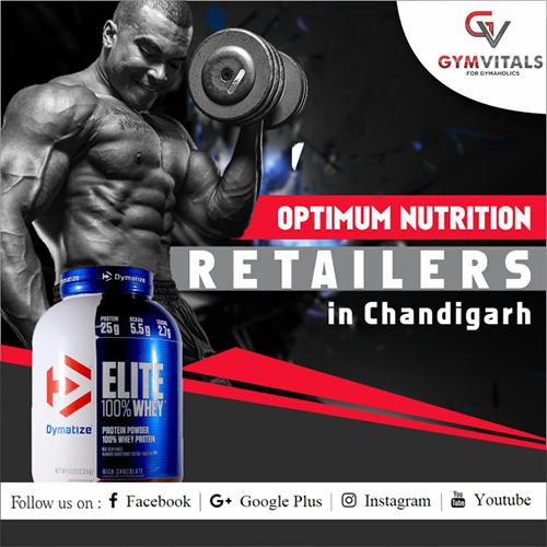 Optimum Nutrition Retailers In Chandigarh