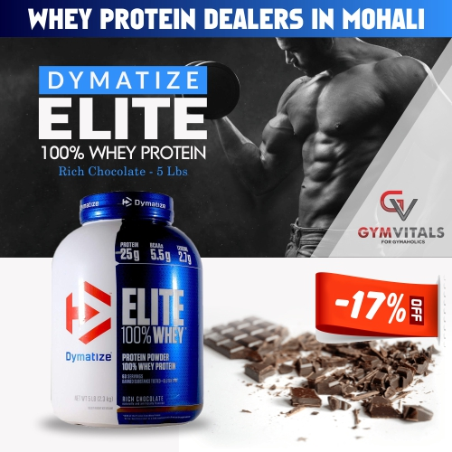 Whey Protein Dealers In Mohali