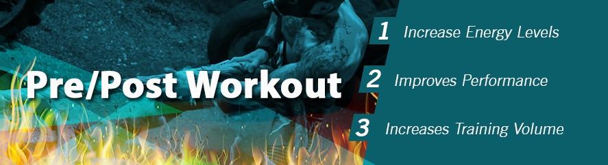 Pre/Post Workout