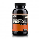 Optimum Nutrition Fish oil - 200 softgels