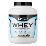 RSP Whey Protein Blend - Chocolate 4 Lbs