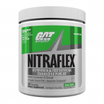 GAT Sport Nitraflex - Pre-Workout - Green Apple - 300g - 30 Servings
