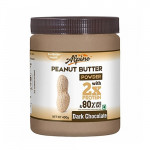 Alpino Peanut Butter Powder-Dark Chococlate-400g