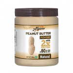 Alpino Peanut Butter Powder-Natural-400g