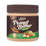 Alpino Natural Peanut Butter Smooth-Unsweetened-250g