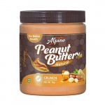 Alpino Natural Honey Peanut Butter Crunch - 1kg