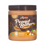 Alpino Natural Honey Peanut Butter Smooth - 1kg