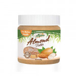 Alpino Unsweetened Natural Almond Butter - 250g