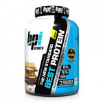 BPI Sports Best Protein - S'MORES - 5.2 Lbs