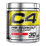 Cellucor C4 Pre-Workout Explosive Energy - Fruit Punch - 30 Servings