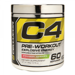 Cellucor C4 Pre-Workout Explosive Energy - Strawberry Margarita - 60 Servings