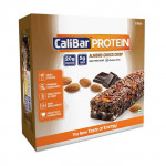 CaliBar Protein Bar - Almond Choco Crisp - Pack of 12 - 960g