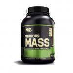 Optimum Nutrition Serious Mass - Chocolate - 6Lbs