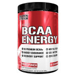 EVL BCAA Energy - 30 Servings - Fruit Punch