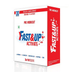 Fast&Up Activate - Pre-Workout - 30 Tablet - Orange Flavour