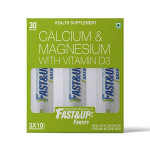 Fast&Up Fortify - Calcium & Magnesium with Vit. D3 - 30 Tablet