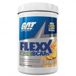 GAT Sport Flexx BCAA Plant Based Fermented Powder-Orange Burst-30 servings