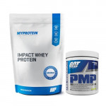 Myprotein Impact Whey Protein with GAT PMP