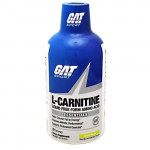 GAT Sport Liquid Carnitine - Green Apple - 473ml - 32 Servings