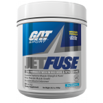 GAT JETFUSE Pre-workout with Nitric Oxide - Blue Raspberry - 30 Servings