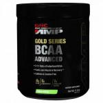 GNC Amp Gold Series BCAA Advanced - 30 Servings - Green Apple
