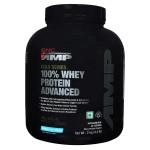 GNC AMP Amplified Gold 100% Whey Protein Advanced- Vanilla Ice Cream - 4.4 Lbs
