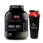 GNC AMP Mass XXX - Chocolate - 3Kg