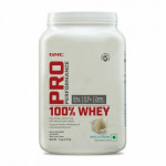 GNC Pro Performance 100% Whey - Vanilla Cream - 1Kg