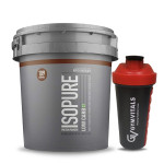 Isopure - Low Carb - Dutch Chocolate - 7.5Lbs