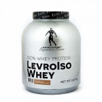 Kevin Levrone Signature Series Levro Iso Whey - Coffee Frappe - 2.27Kg