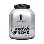 Kevin Levrone Signature Series Levro Whey Supreme - Coffee Frappe - 2.27Kg
