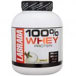 Labrada 100% Whey Protein - Vanilla - 2Kg