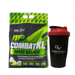 MusclePharm Combat XL Mass Gainer - Vanilla - 12Lbs