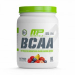 MusclePharm BCAA Optimized Branched-Chain Amino Acids Powder - 60 Servings - Fruit Punch