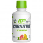MusclePharm Carnitine Liquid Fat Loss Support Citrus Flavour - 31 Servings - 473ml