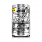 MuscleTech Platinum 100% Glutamine-302g-Unflavoured