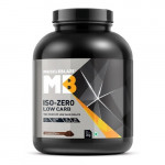 MuscleBlaze Iso-Zero - Low Carb Chocolate - 4.4 Lbs - 2 Kg