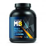 MuscleBlaze Whey protein-4.4Lbs-Cafe Mocha