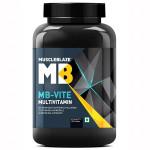 MuscleBlaze MB-VITE Multivitamin - Unflavoured - 120 tablets