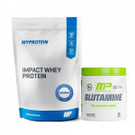 Myprotein Impact Whey Protein 2.5Kg with MusclePharm Glutamine