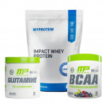 Myprotein Impact Whey Protein 2.5 Kg with MP Glutamine and MP BCAA