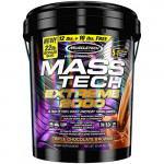 Muscletech Mass Tech Extreme 2000 - Triple Chocolate Brownie - 22Lbs