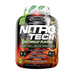 Muscletech Nitrotech Performance Series - Natural Flavour - 3.97Lbs