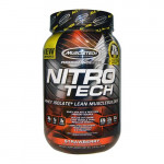 Muscletech Nitrotech Performance Series - Strawberry - 2Lbs
