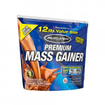 MuscleTech Premium Mass Gainer-12Lbs-Chocolate