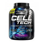 Muscletech CellTech - Grape Flavour - 6 Lbs