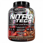 Muscletech Nitrotech Performance Series - Decadent Brownie Cheesecake - 3.97Lbs