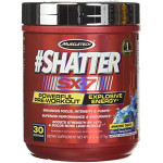Muscletech Shatter SX-7 – 173g - Blue Raspberry - 30 Servings