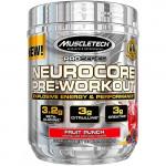 Muscletech Proseries Neurocore Pre-Workout (50 Servings, 3.2 Beta Alanine, 3g Citrulline, 3g Creatine) - 215g (Fruit Punch)